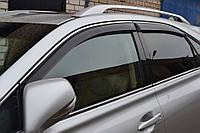 Дефлекторы окон, ветровики LEXUS RХ III 2010- Cobra