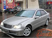 Дефлекторы окон, ветровики Mercedes Benz C-klasse Sd (W203) 2000-2006 Cobra