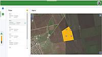 Измерение площади полей + программа для агрономов