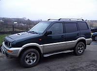 Дефлекторы окон, ветровики NISSAN Terrano 1996-2004 (R20), Ford Maverick 1996-2000 Cobra