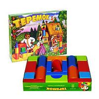 Теремок маленький в коробке, 41,5*31*70см, (12шт), ТМ M-toys(130230)