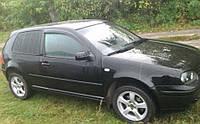 Дефлекторы окон, ветровики Volkswagen Golf IV 3d 1999-2005 Cobra