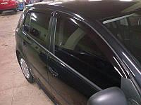 Дефлекторы окон, ветровики Volkswagen Golf V 5d 2003-2008, Golf VI 5d 2008- Cobra
