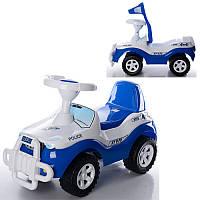 Машинка для катання ДЖИПІК синя ОРІОН 105 (610x380x360 мм)