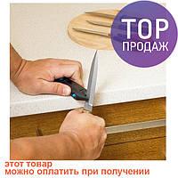 Knife Sharpener – многофункциональный мини-станок, универсал домашняя точилка для ножниц и ножей