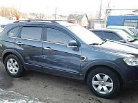 Дефлекторы окон, ветровики Chevrolet Captiva 2006-2011, 2011- Cobra