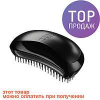 Расческа Tangle Teezer ELITE Black Black/прибор для ухода за волосами