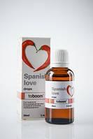 Возбуждающие капли Taboom «Spanish Love Drops», 30мл