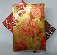Дневник А5 частично датирован, одноцветный, 196 лист, рус(WB5543)