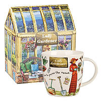 Кружка в упаковке Churchill At Your Leisure Mug Lady Gardener (YOUR00121)