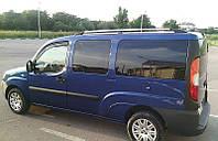 Рейлинги Fiat Doblo 2000-2010 длинн.база Хром ABS CAN