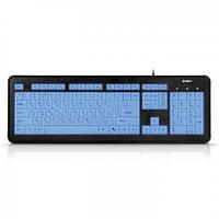 Клавиатура с подсветкой Sven KB-C7300EL