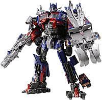 Трансформер Оптимус Прайм c броней - Optimus Prime Striker, Leader Class, MechTech, Takara Tomy KO