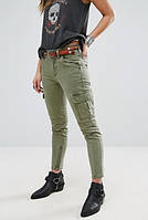 Женские карго штаны