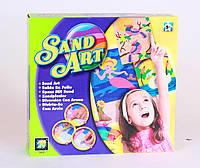 """Набор """"Картина из песка"""",в кор.26*28*6см.(2475M)"""