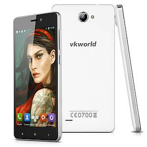 Смартфон ORIGINAL Vkworld VK700X (white) 1Gb/8Gb Гарантия 1 Год!