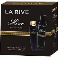 Женский подарочный набор La Rive Moon (туалетная вода/дезодорант)