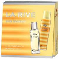 Женский подарочный набор La Rive Woman (туалетная вода/дезодорант)