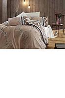 Комплект постельного белья с рисунком (полуторный)