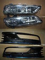 Фары противотуманные Volkswagen Passat B7 (комплект - 2шт) AVTM