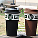 Стакан Чашка с Крышкой Starbucks Кружка, фото 4