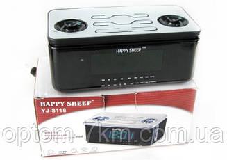 Часы Happy Sheep YJ 8118 Радиоприемник