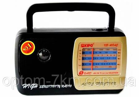 Радиоприемник Kipo KB 408 AC Радио am