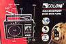 Радиоприемник Golon RX 006 Радио am, фото 6