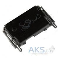 Динамик Nokia 3250 Полифонический (Buzzer) в рамке, с антенным модулем и кнопкой включения Black