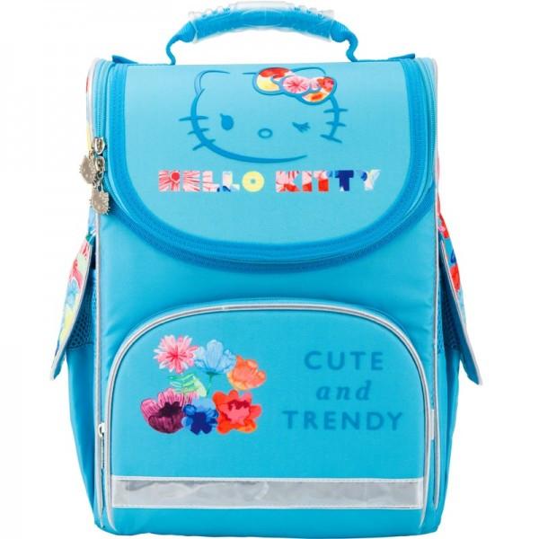 Рюкзак школьный каркасный (ранец) 501 Hello Kitty-2