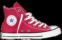 Красные высокие кеды Converse (оригинал)