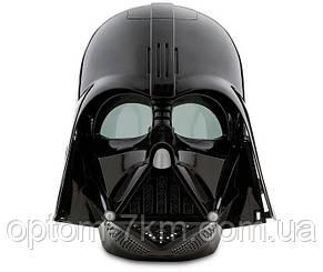 Карнавальная Пластиковая Маска Дарта Вейдера из Фильма Звездные Войны Star Wars Прикол для Вечеринки
