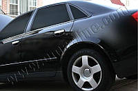 Накладки на ручки Audi A4 (2004-2007) 4 шт. нерж. Omsa
