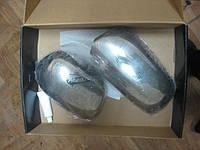 Накладки на зеркала AUDI A4, A6 (2004-2007) Carmos