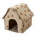 Портативный Складной Мягкий Домик для Собаки Portable Dog House Будка для Питомца, фото 3