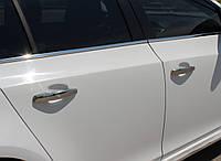 Накладки на ручки Chevrolet Cruze (2009+) 4 шт. нерж. Omsa