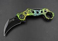 Оригинальный Сувенир Складной Нож Керамбит Аналог Soga Trident