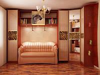 Гарнитур  в подростковую комнату.
