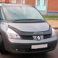 Дефлектор капота, мухобойка Renault Espace (J81) с 2002 г.в. VIP