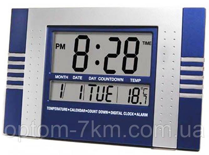 Настольные Электронные Часы Led Clock KK 5850