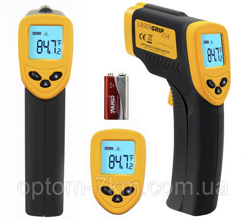 Цифровой Инфракрасный Термометр Пирометр AR 320