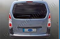 Накладка на стопы Citroen Berlingo (2008+) 2 шт. нерж. Omsa