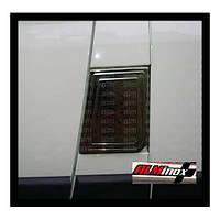 Накладка на люк бака Fiat Ducato (2006-2014) (нерж.) Omsa