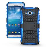 Бронированный чехол (бампер) для Samsung Galaxy Grand Prime G530 G530F G530FZ G530H G530M G530Y G5308W G5308, фото 4