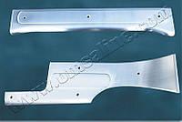 Накладки на пороги внутренние Fiat Fiorino, Qubo 2008+ 4 шт. Omsa