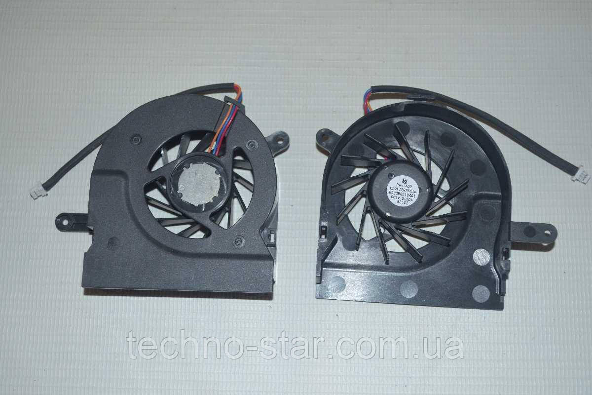 Вентилятор (кулер) UDQFZZR26C1N для Toshiba A200 A201 A202 A203 A204 A205 A210 A215 CPU