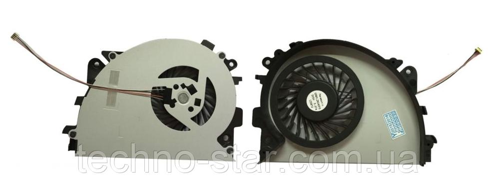 Вентилятор (кулер) UDQFLZR24DF0 для Sony Vaio VPC-SE2L9E VPC-SE2S1C VPC-SE2S3C VPC-SE15FG CPU FAN