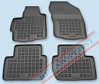 Коврики салона Mitsubishi Outlander XL, Peugeot 4007, Citroen C-Crosser 2005-2012 Rezaw-Plast