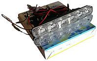 Дневные ходовые огни 6-LED HR