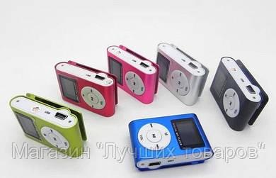 MP3 плеер с экраном+радио TD05